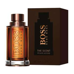 HUGO BOSS The Scent For Him Private Accord EDT Spray 50ml £21.94 delivered @ Fragrance Direct