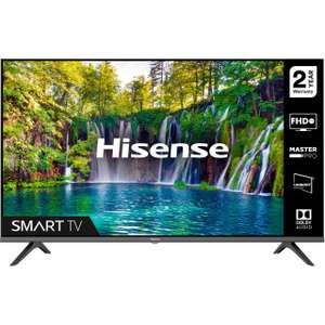 "Hisense H40A5600F 40"" Full HD Smart LED TV - £199.20 Delivered with code @ Hughes / eBay"