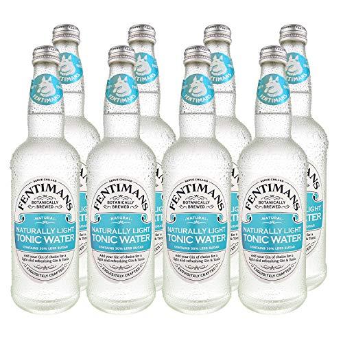 Fentimans Naturally Light Tonic Water, 8 x 500 ml Bottles £5.80 (+£4.49 Non Prime) S/S £5.51 @ Amazon