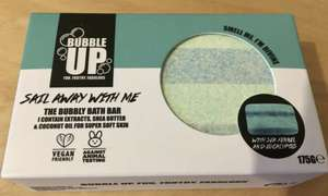 Bubble up range - Soaps reduced - Items from 45p Instore @ Asda (Chester)