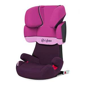 Cybex Silver Solution X-Fix Child's Car Seat - £43.70 sold and delivered by Amazon