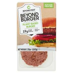 Beyond Meat Beyond Burgers £3.75 @ Waitrose & Partners