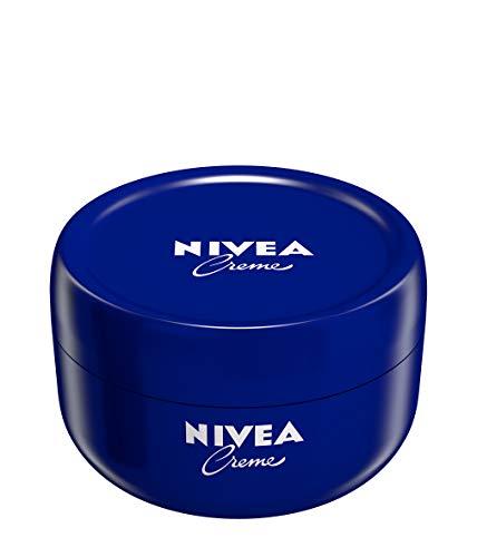 NIVEA Creme Pack of 3 (3 x 200 ml), Moisturising Skin Cream £4.40 prime (+£4.49 nonPrime) at Amazon