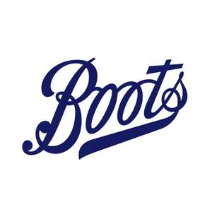 Save extra 10% off sale with code on Selected sale & clearance items online only £1.50 click & collect free delivery on £25+ spend @ Boots