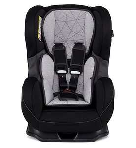 Mothercare Madrid Combination Car Seat - Black/Grey £50 today only @ Boots