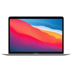 Refurbished 13.3-inch MacBook Air Apple M1 Chip with 8‑Core CPU and 7‑Core GPU - Space Grey £849 at Apple Store.