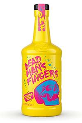 Dead Man's Fingers Banana Rum 70cl - £18 prime / £22.49 nonPrime at Amazon