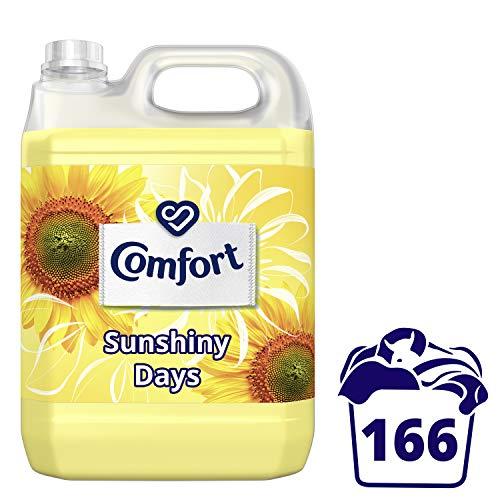Comfort Sunshiny Days - Fabric Conditioner 166 Wash 5 Litre - £6 (+£4.49 Non Prime) @ Amazon