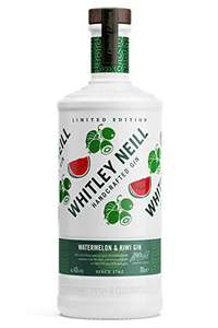 Whitley Neill Watermelon and Kiwi Gin, 70 CL - Limited Edition - £20 @ Amazon