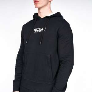 Bench Mens Hoodie £12.99 Black/Red/Yellow - £12.99 +£2.99 Delivery @ Bench