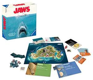 Ravensburger Jaws Strategy Board Game £15 (Prime) + £4.49 (non Prime) at Amazon