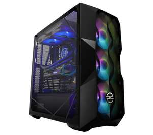PCSPECIALIST Tornado R7S Gaming PC AMD Ryzen 7, RTX 3070, 2TB HDD & 512GB SSD £1699 Currys PC World