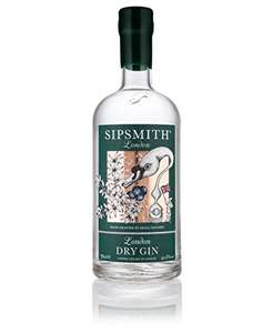 Sipsmith London Dry Gin (70cl) - £22.50 @ Amazon