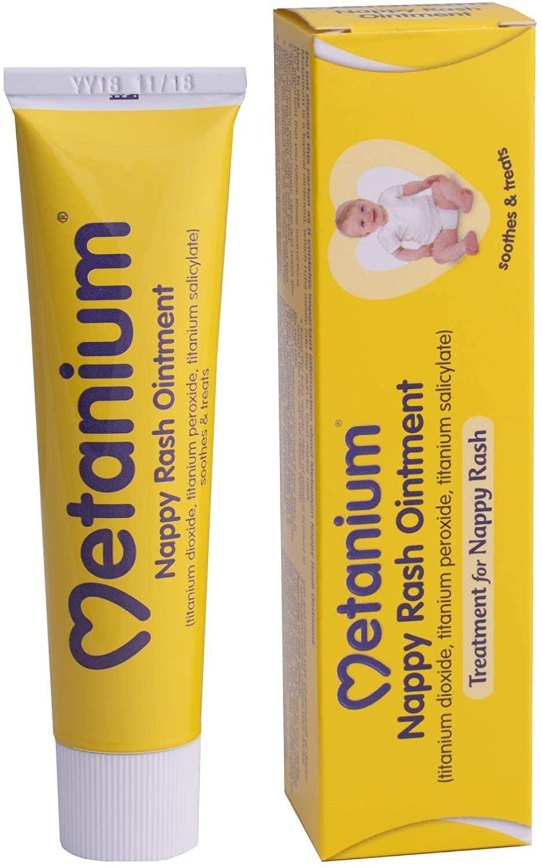 Metanium Nappy Rash Ointment 30g - £1 @ Asda