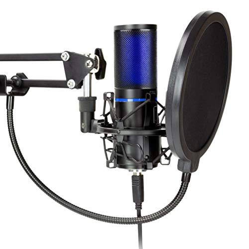 STRMD USB microphone starter kit £65.42 at Amazon