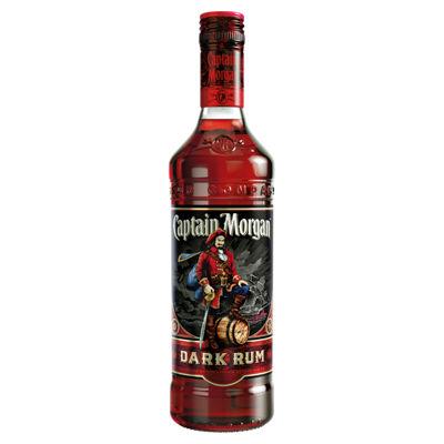 Captain Morgan Dark Rum 70cl - £13 at ASDA