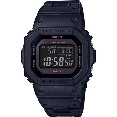 Casio G-Shock GW-B5600BC-1BER Black on bracelet- Bluetooth, solar & radio controlled £116.66 @ Amazon