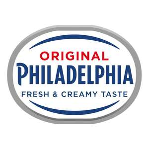 Philadelphia Original Soft Cheese (And Other Flavours) - 180g - £1 @ Morrisons