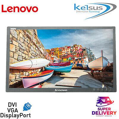 "Refurbished Lenovo ThinkVision LT2323p 23"" Widescreen LCD LED Monitor VGA DVI DisplayPort USB HUB No stand £40 (UK Mainland) kelsus-tm eBay"