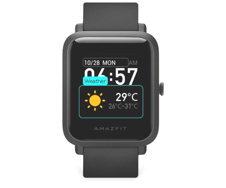 Amazfit Bip S Fitness Smartwatch, 40 Day Battery Life Black - £55.27 / Pink - £54.97 (UK Mainland) @ Amazon US On Amazon UK
