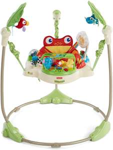 Fisher-Price K7198 Rainforest Jumperoo Now £59.99 @ Amazon