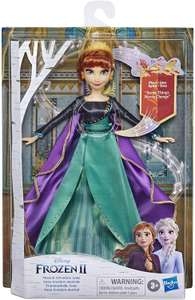 Disney Frozen 2 Anna Singing Doll 'Some Things Never Change' £10.50 (+£4.49 non prime) @ Amazon