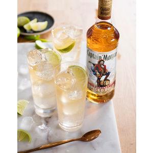 Various 1L Spirits (Smirnoff/ Russian Standard/ Captain Morgan Spiced Rum/ Bacardi/ Gordon's Gin/ Grant's Whiskey £15.98 @ ASDA