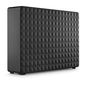 Seagate 4 TB Expansion USB 3.0 Desktop 3.5 Inch External Hard Drive for PC, Xbox One and PlayStation 4 (STEB4000200) £73.09 @ Amazon