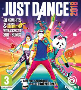FREE Just Dance 2018 Xbox 360 at Microsoft Costa Rica