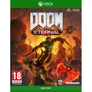 Doom Eternal PS4/XBOX reduce to £4.00 at ASDA (Abbey Park)