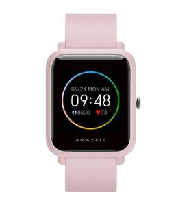 Amazfit Bip S Lite Smart Watch With Heart Rate Fitness Tracker - £29.90 @ Amazon