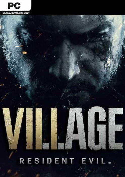 RESIDENT EVIL VILLAGE + Preorder Bonus DLC PC £36.99 at CDKeys