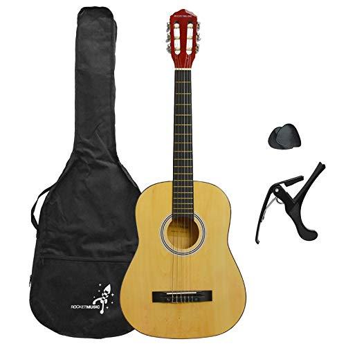 3rd Avenue Rocket 3/4 Size Classical Guitar Starter Beginner Pack £30.22 delivered at Amazon