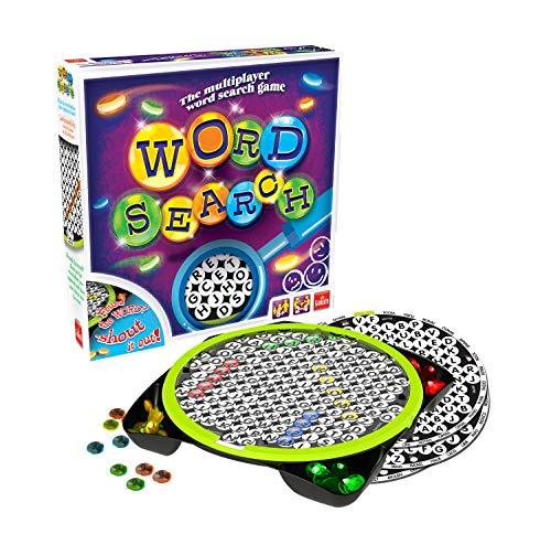 Goliath Games WordSearch Fun Word Puzzle Game £9.50 (Prime) + £4.49 (non Prime) at Amazon