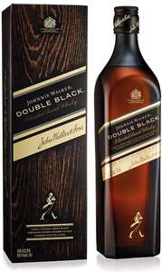 Johnnie Walker Double Black Label Blended Scotch Whisky 70cl - £29.95 @ Amazon