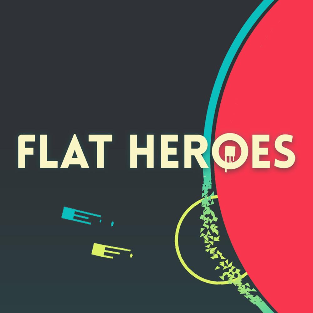 Flat Heroes Nintendo Switch - £1.79 at Nintendo eShop