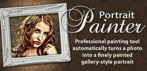 Free Android App: Portrait Painter at Google Play