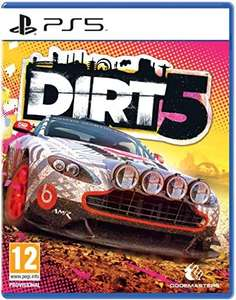Dirt 5 PS5 £19.99 via boss_deals / eBay
