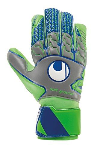Uhlsport men's tensiongreen GK gloves Size 8 £6.87 (+£4.49 non-prime) @ Amazon