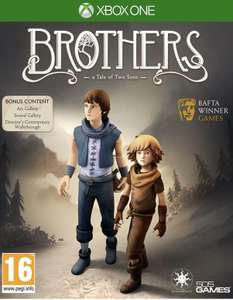 Brothers: a Tale of Two Sons £2.99 @ Microsoft store