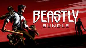 [Steam] Beastly Bundle (PC) Inc Outcast Second Contact, Sherlock Holmes vs Jack The Ripper, Gray Dawn + More - £2.59 @ Fanatical