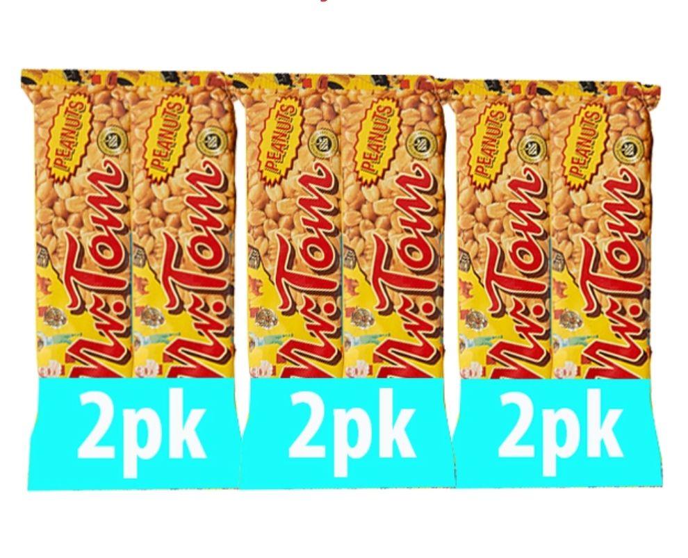 3x 2pk Mr Tom - 6 bars for £1 @ Farmfoods