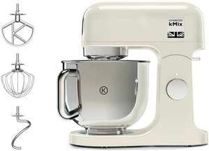 Kenwood kMix KMX750 Stand Mixer, Cream + 5 year guarantee - £234.99 delivered (Members Only) @ Costco