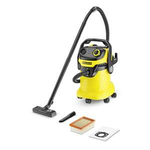 Wet and Dry Vacuum Cleaner WD 5 £129.99 with code @ Kaercher