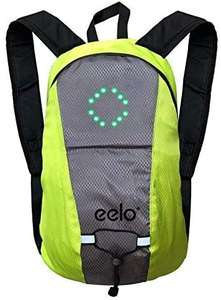 Safety Backpack For Cycling With Rear LED Signal Indicators £37.10 @ Amazon