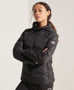 Superdry Womens Radar Down Jacket £38.19 @ Superdry / eBay