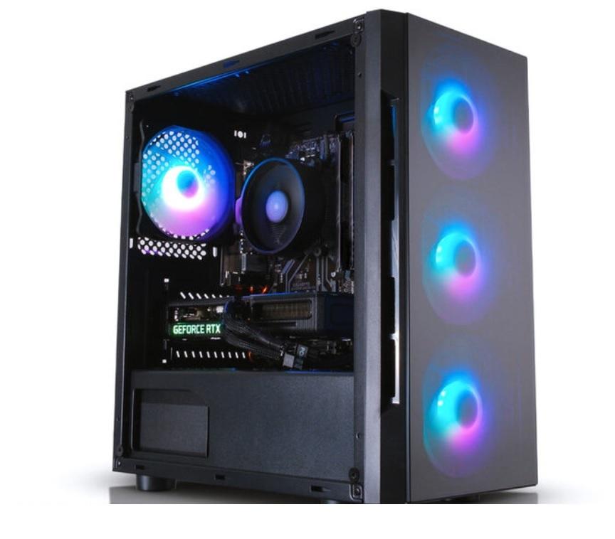 Intel 10400F + RTX3060 + 240GB / 2TB + 16GB Ram + Windows Gaming System £939.99 from Costco
