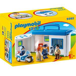 Playmobil 123 carry along police station £9.95 @ Jadlam Toys and Models