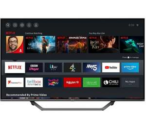 "HISENSE 55AE7400FTUK Dolby Vision 55"" 4K UHD HDR10 Smart TV with Freeview play, and Alexa Built-in (2020) - £359.98 (in-store) @ Costco"