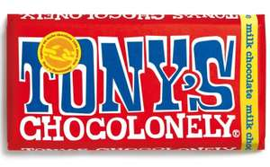 Tony's Chocolonely Bars £2.60 @ Co-op (Dungannon)